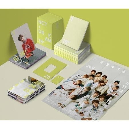 [Pre-Order]엔시티NCT 127 2018 SEASON'S GREETINGS  B ver