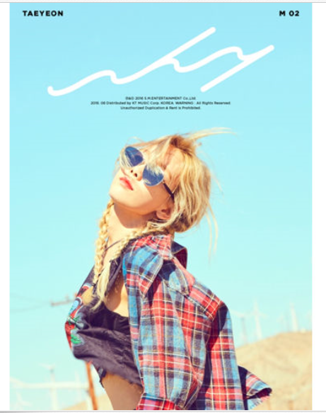 태연 TAEYEON GIRLS' GENERATION 2ND MINI ALBUM [ WHY ]