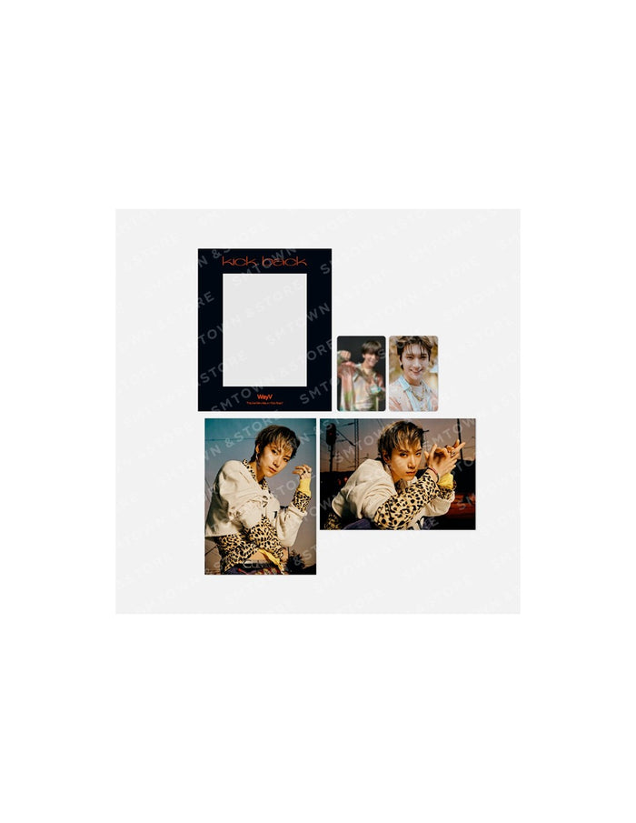 [Pre-Order] WayV Kick Back Goods - AR PHOTOCARD + PHOTO FRAME SET