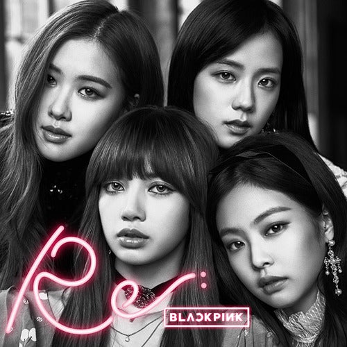 BLACKPINK 1st JAPANESE RELEASE [Re: BLACKPINK] CD