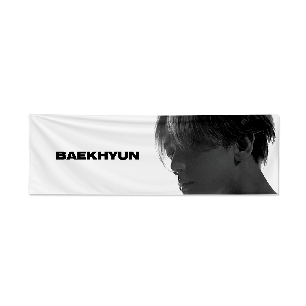 SuperM Member Fabric Slogan
