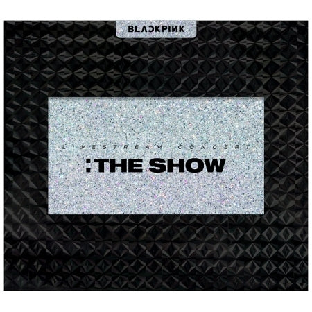 [Pre-Order] BLACKPINK 2021 [THE SHOW] LIVE 2CD