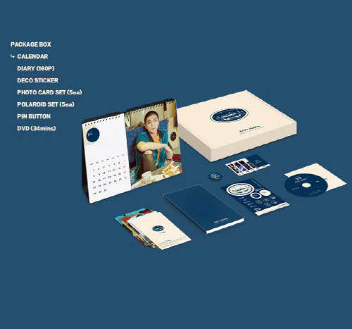 [FREE SHIPPING/LIMITED STOCK] DAY6 2019 Season's Greetings