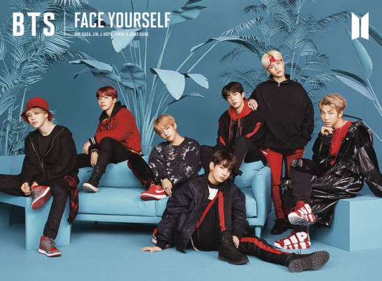 [JAPAN IMPORT] BTS - FACE YOURSELF [LIMITED C]