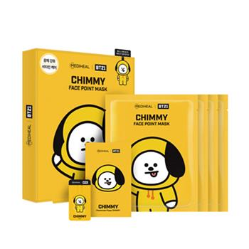 [LIMITED TIME SALE!] BT21 BTS MEDIHEAL FACE POINT MASK