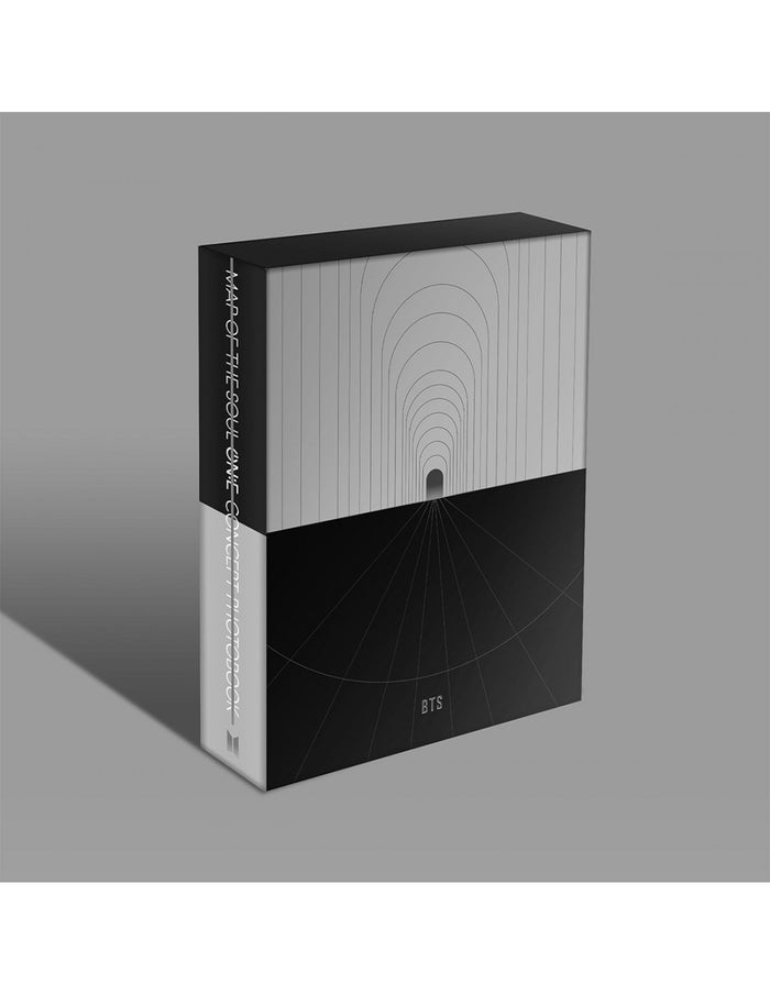 [Pre-Order] BTS MAP OF THE SOUL ON:E CONCEPT PHOTOBOOK (2 SET PACKAGE)