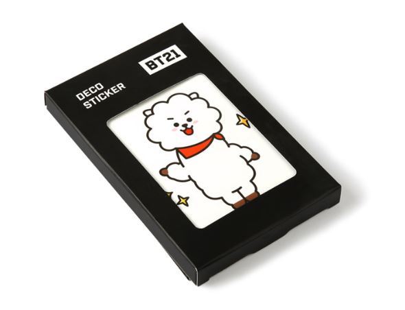 BT21 OFFICIAL GOODS - DECO STICKER