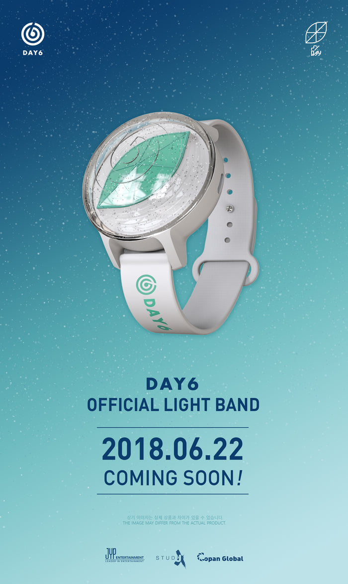 DAY6 OFFICIAL LIGHT BAND