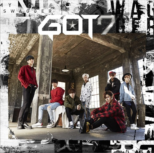 GOT7 My Swagger [Regular Edition] JAPANESE RELEASE