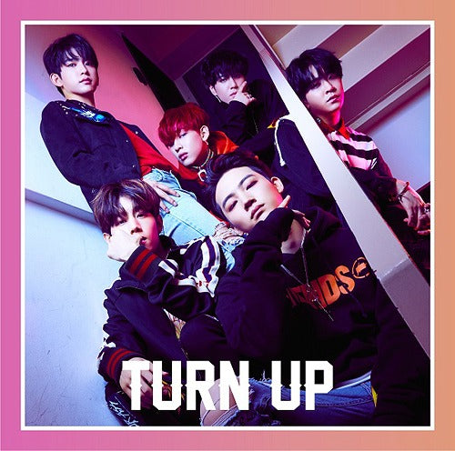 GOT7 Turn Up [Limited Edition / Type B (JB & Mark Unit)]