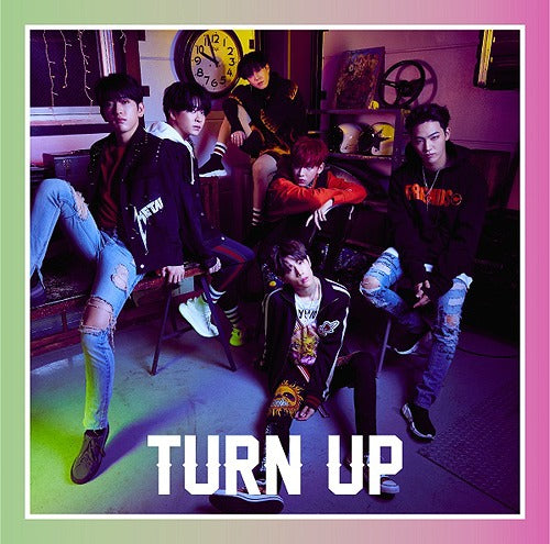 GOT7 Turn Up [Limited Edition / Type D (BamBam & Yugyeom Unit)]