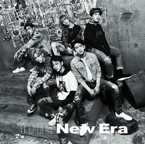 GOT7 Japanese Release - THE NEW ERA Version C