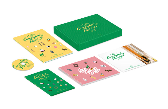 [Pre-Order] APINK Everybody Ready? Photo Diary Package