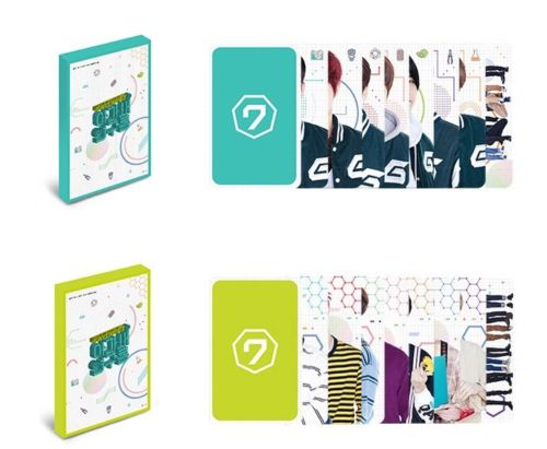[ GOT7 ] 4th Fanmeeting Official Photocard Set