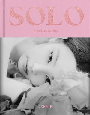 BLACKPINK JENNIE [SOLO] SPECIAL EDITION PHOTOBOOK