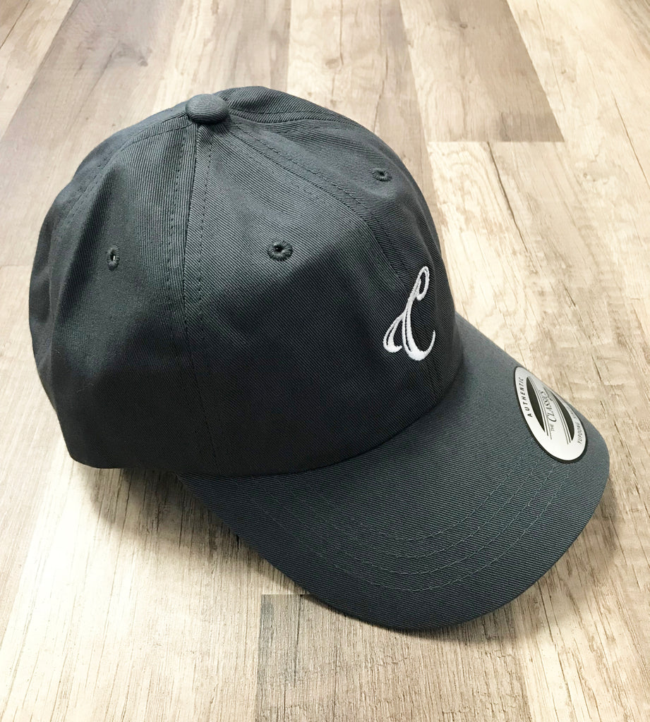 """Represent"" Choice Gang Dad Hat - Charcoal Gray"