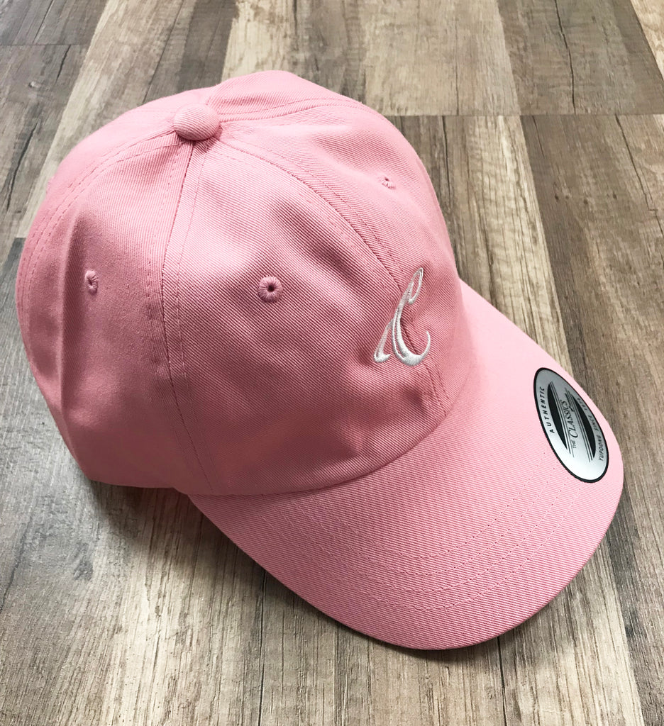 """Represent"" Choice Gang Dad Hat - Pink"