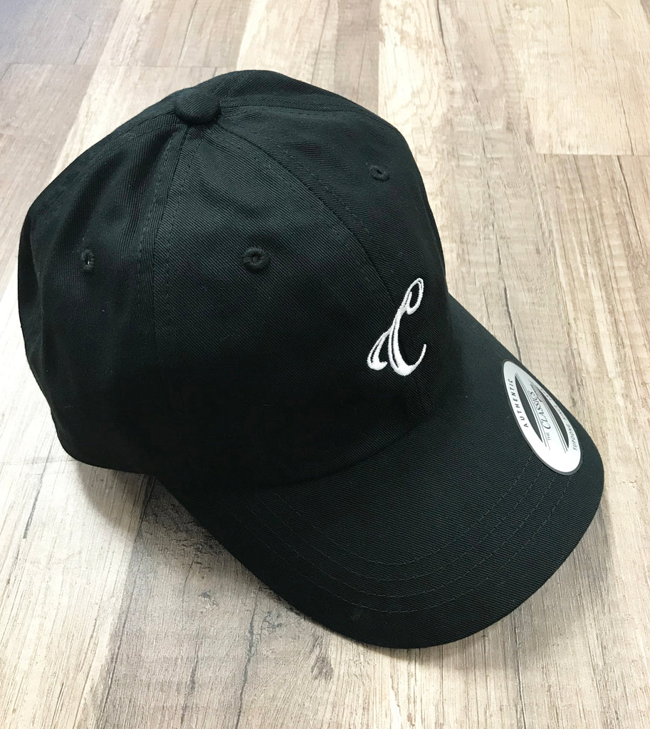 """Represent"" Choice Gang Dad Hat - Black"