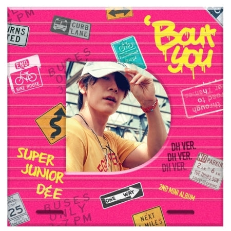 Super Junior D&E 2nd Mini Album - BOUT YOU