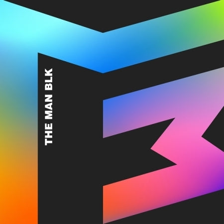 더 맨 블랙 (THE MAN BLK) 1ST MINI ALBUM - VARIOUS COLORS