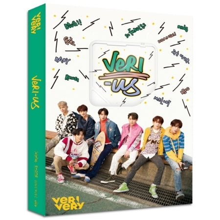[KIHNO] VERIVERY 1st Mini Album - VERY-US Kihno Kit