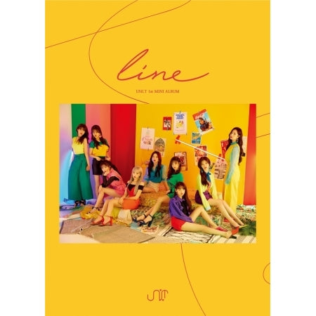 [Pre-Order] 유니티 UNI.T 1ST MINI ALBUM - LINE