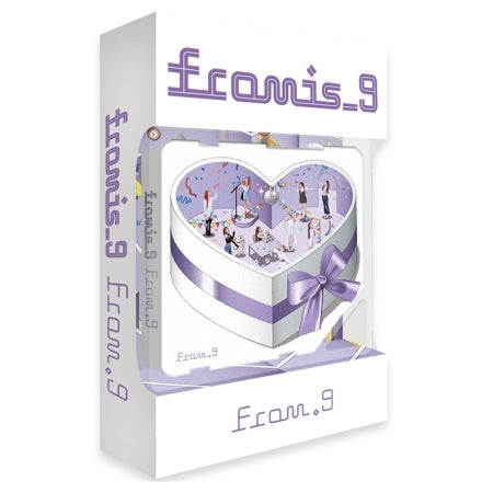 [KIHNO] fromis_9 Special Single Album - from.9 Kihno Kit