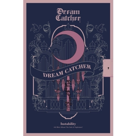 드림캐쳐 DREAMCATCHER 4TH MINI ALBUM - THE END OF NIGHTMARE