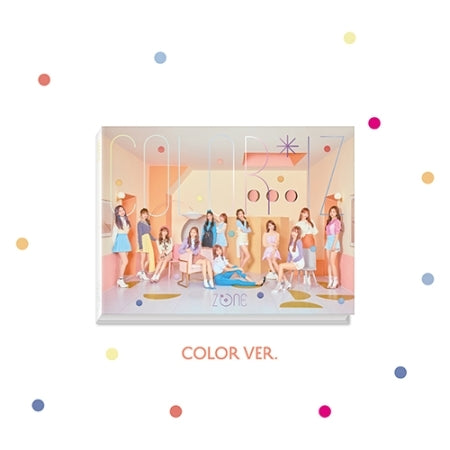 아이즈원 IZ.ONE 1ST MINI ALBUM - COLOR*IZ