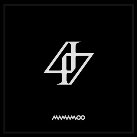 MAMAMOO 2nd Album - reality in BLACK