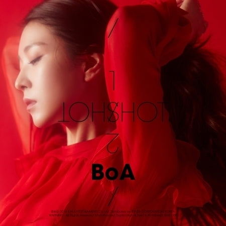 보아 BOA - ONE SHOT, TWO SHOT (1st Mini Album)