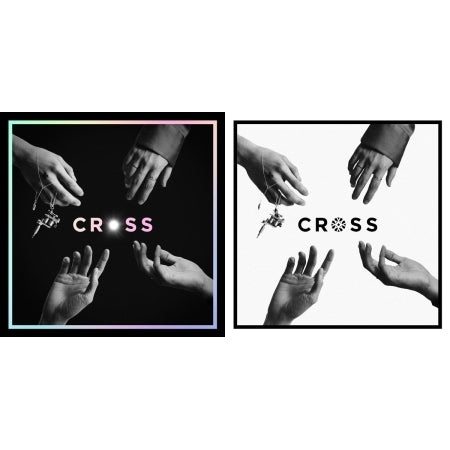 [Free Shipping] WINNER 3rd Mini Album - CROSS