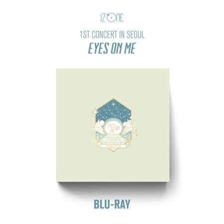 [Pre-Order] IZ*ONE 1st Concert In Seoul Eyes on Me Blu-Ray