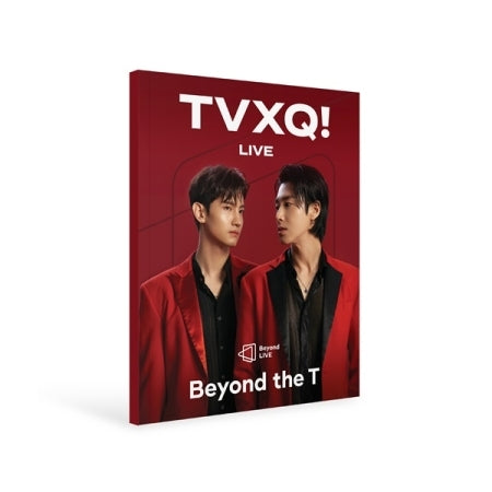 [Pre-Order] TVXQ Beyond the Future : BEYOND LIVE BROCHURE