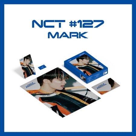 NCT 127 Neo Zone The Final Round PUZZLE PACKAGE