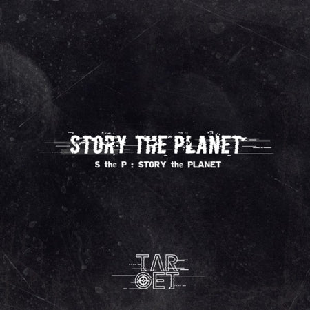 [Pre-Order] TARGET Single Album - S the P : STORY the PLANET