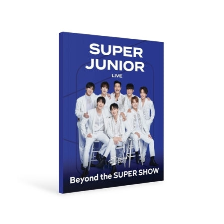 Super Junior Beyond the Future : BEYOND LIVE BROCHURE
