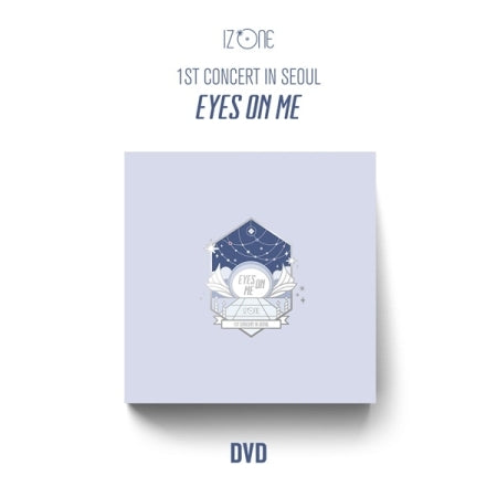 [Pre-Order] IZ*ONE 1st Concert In Seoul Eyes on Me DVD