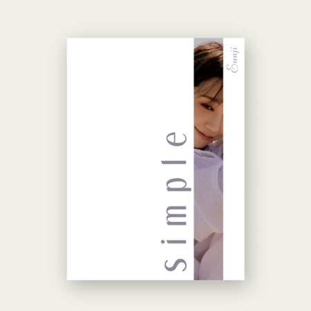 [Pre-Order] JEONG EUNJI 4th Mini Album - Simple