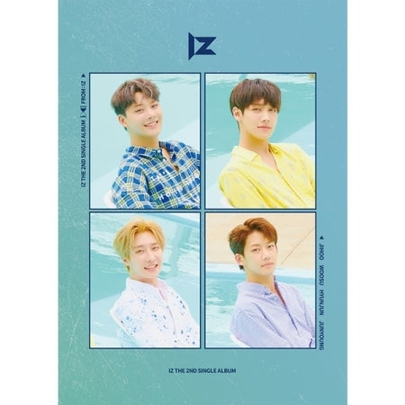 IZ 2nd Single Album - FROM:IZ
