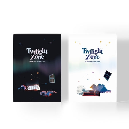 [Pre-Order] Ha Sung Woon 3rd Mini Album - Twilight Zone
