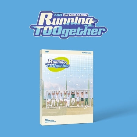 [Pre-Order] TOO 2nd Mini Album - RUNNING TOOGETHER
