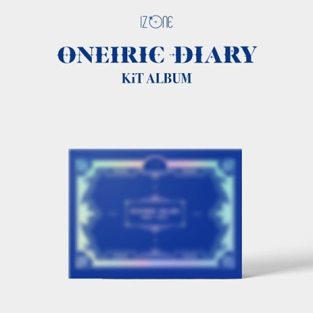 [Pre-Order] [KiT] IZ*ONE 3rd Mini Album - ONEIRIC DIARY Air-KiT