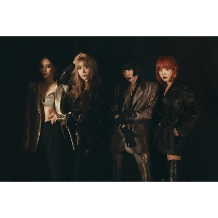 [Pre-Order] Brown Eyed Girls Album - RE_vive