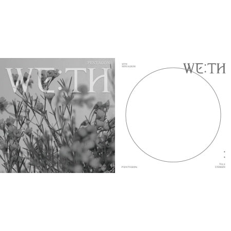 [Pre-Order] PENTAGON 10th Mini Album - WE:TH