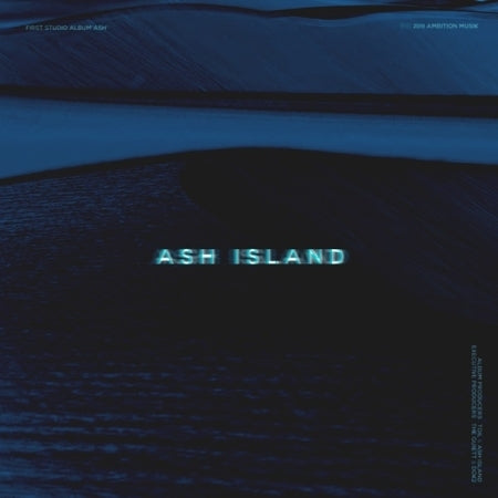 Ash Island 1st Single Album - Ash