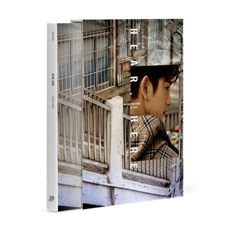 [Pre-Order] JINYOUNG - HEAR , HERE / PHOTOBOOK IN TAIPEI