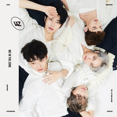 [Pre-Order] WE IN THE ZONE 1st Mini Album - WE IN THE ZONE