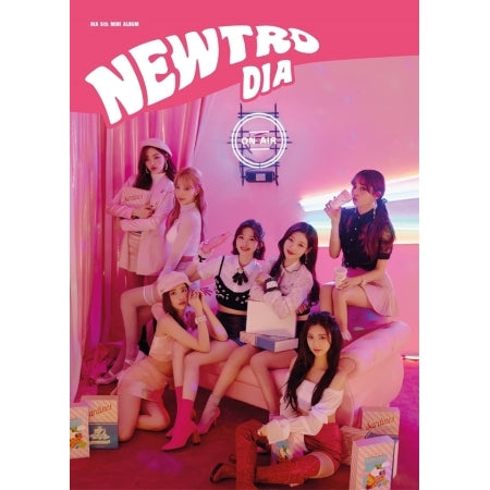 [Pre-Order] 다이아 (DIA) 5TH MINI ALBUM - NEWTRO