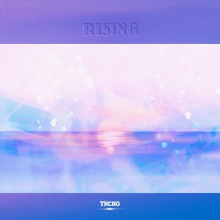 [Pre-Order] TRCNG 2nd Single Album - RISING